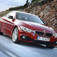 2014 BMW 4 Series Coup
