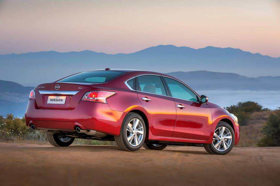 2015 Nissan Altima — A Good Thing
