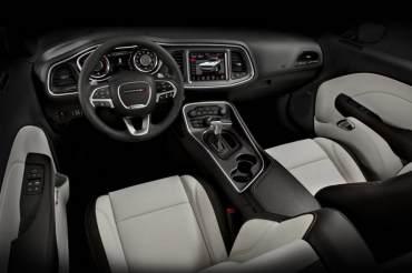 2015 Dodge Challenger Interior