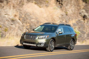 The 2015 Subaru Outback is incredibly versatile both on and off the highway.