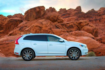 The handsome 2015 Volvo XC60 is an SUV, but it has more of a sport wagon look than many competitors.