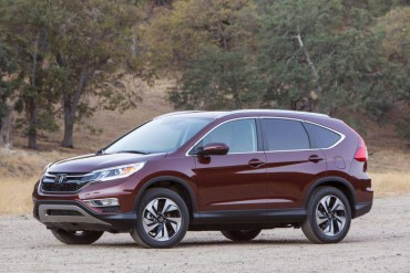 The 2015 Honda CR-V is an excellent urban compact SUV with multi-purpose agility.