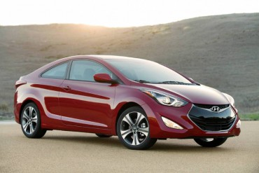 2014 was the last year for the stylish Hyundai Elantra coupe.