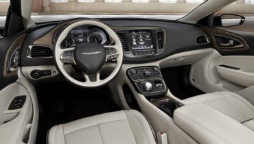 The steering wheel and all dashboard-related functions are first class.