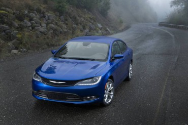 The 2015 Chrysler 200C is all-new and vastly improved over earlier models.