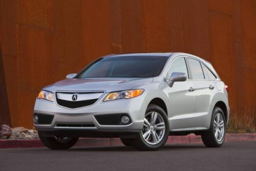 The handsome 2015 Acura RDX is available in front wheel and all wheel drive models.
