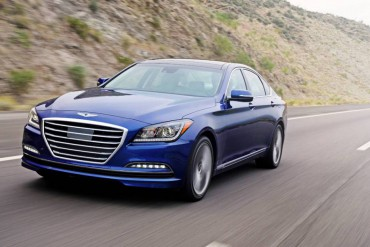 The all-new 2015 Hyundai Genesis sedan looks as good as it drives. The styling is crisp and contemporary.