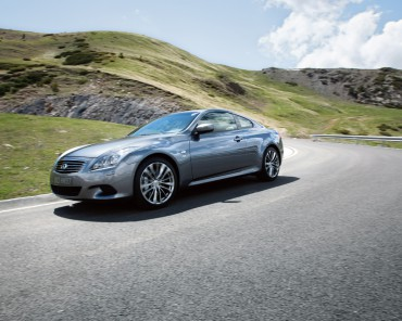 The 2015 Infiniti Q60S is a luxury sports car that loves the open road and long distance touring.