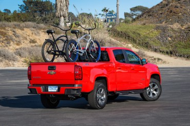 The Z71 4WD Crew Short Box is the top Colorado model.