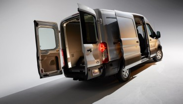 Extra wide/tall doors and a flat floor enhance cargo access and versatility.