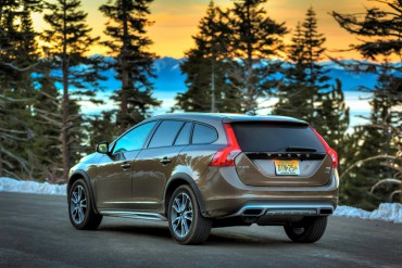The Volvo V60 Cross Country is a station wagon with impressive SUV skills.