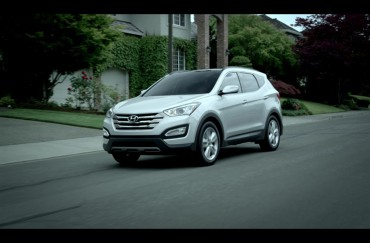 The Hyundai Santa Fe Sport is a great size compact SUV for daily city driving and weekend country fun.