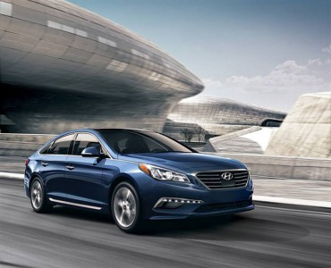 The handsome Hyundai Sonata was redesigned for 2015.