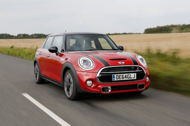 Out on the open road is where the go-kart like Mini Cooper S likes to be.