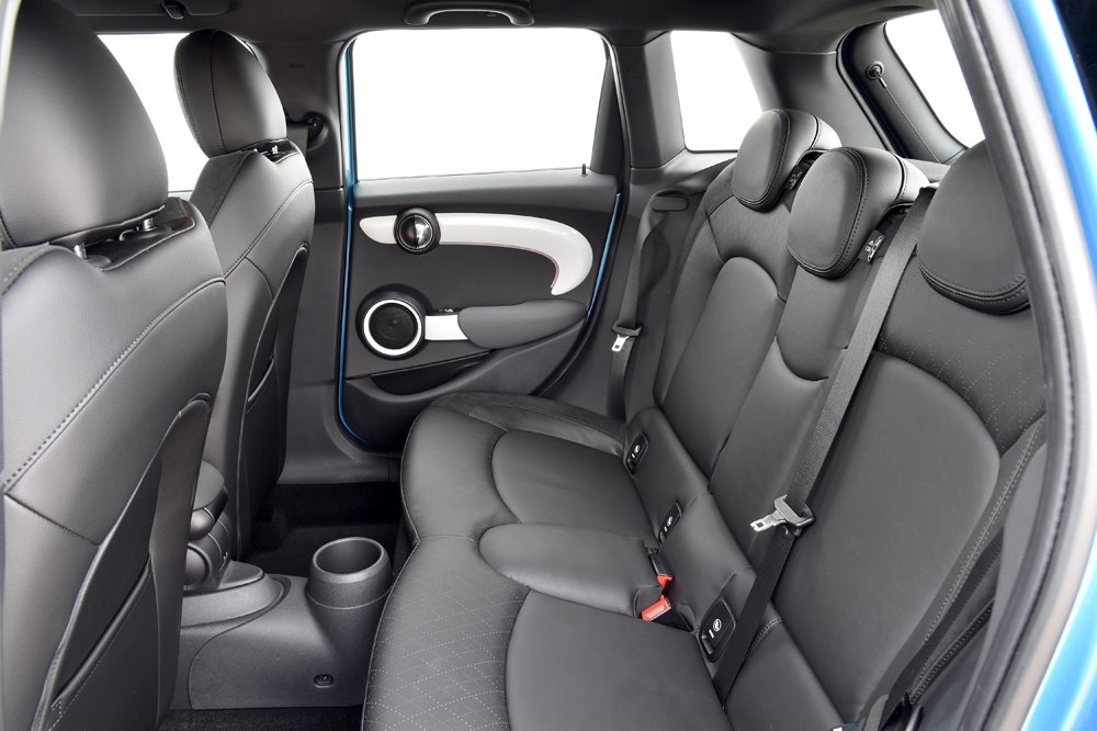 The Rear Seat Is Easily Accessible And Has Room For S If Front Seats Are Up A Ways