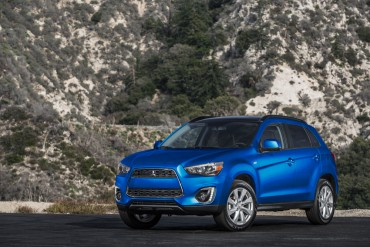 The Mitsubishi Outlander Sport is a stylish compact SUV with All Wheel Control.