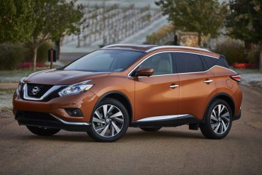 An aggressively styled body makes the new Nissan Murano stand out in any crowd.