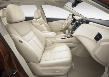 Interior space, comfort, and luxury are all superior.