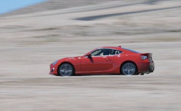 The open road is where the Scion FR-S shines.