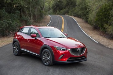 The all-new 2016 Mazda CX-3 is a nimble compact SUV that's fun to drive on back roads and in the city.