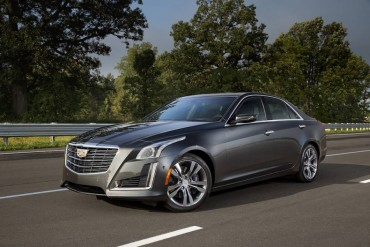 The 2016 Cadillac CTS sedan rivals any foreign sports/luxury sedans.