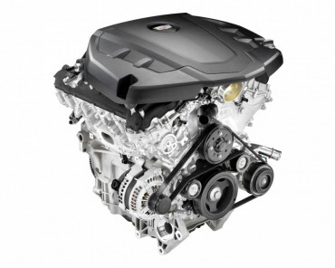 Cadillac CTS engines include an I-4, V-6 (shown) and a V-8.