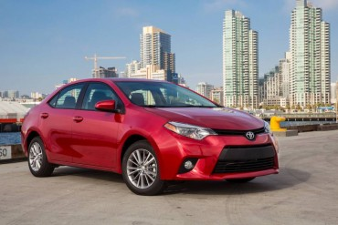 The 2016 Corolla is the 11th generation of the highly successful compact sedan.