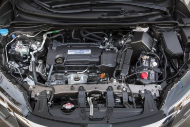 Engines are a Honda strong point and the 185-hp I-4 continues that tradition.
