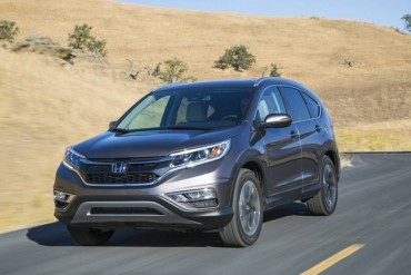 The 2016 Honda CR-V has AWD, but most owners use it for pleasurable highway driving.
