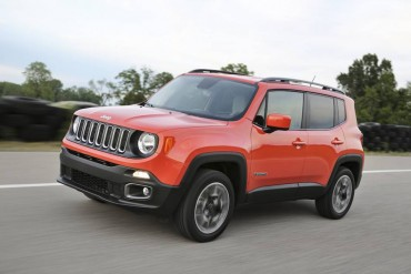 The Jeep Renegade is also a great highway/city commuter vehicle.