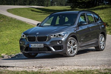 The 2016 BMW X1 is a crossover SUV that performs extremely well on pavement.