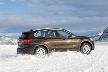 The BMW X1 is also very competent in off highway situations and foul weather conditions.,