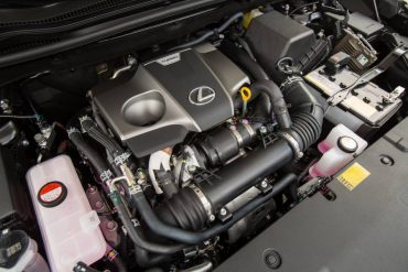 The turbocharged 2.0L I-4  produces 235 hp and is capable of exceeding 30 mpg.