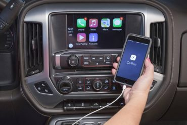 A wide array of modern communication/entertainment devices can by synchronized to the Sierra.