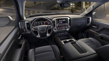 Luxury and modern high-tech features are everywhere in the spacious cabin.