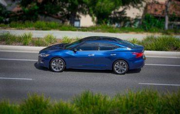 The 2016 Nissan Maxima is a great road car that's ideal for touring.