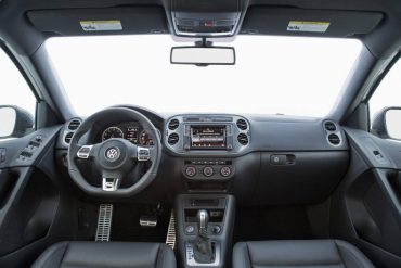 The steering wheel is great, both in design and function. Interior materials are above average.