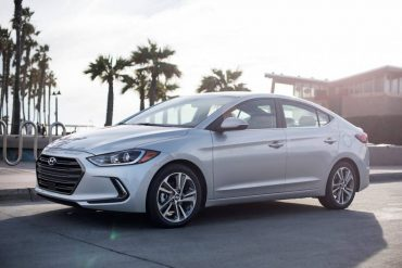 The all-new 2017 Hyundai Elantra is handsomely restyled.
