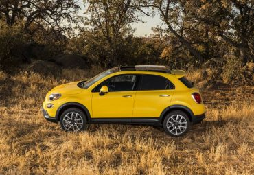 The 2016 Fiat 500X is equally at home in the city or the country.