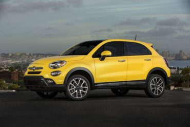 The Fiat 500X is ideally sized for nimble city commuting.