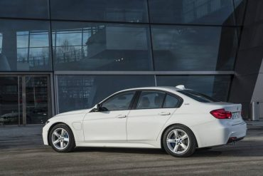 The 2016 BMW 330e is handsome and economical to operate.