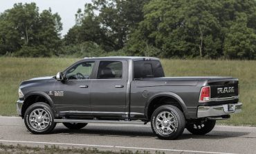 The Ram 2500 is also a fine highway vehicle with tons of room for the whole family or work crew.