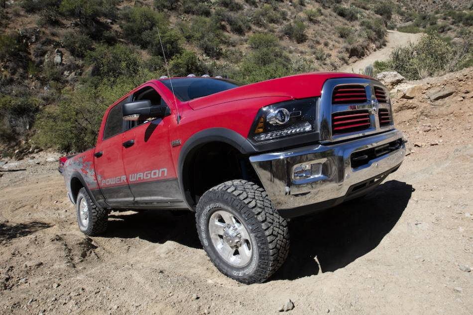 autoreviewers com 2016 ram power wagon auto reviewers. Black Bedroom Furniture Sets. Home Design Ideas
