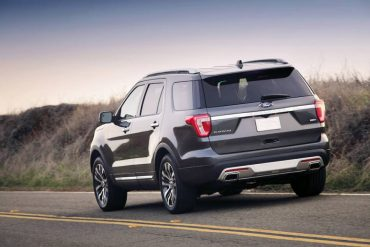 The 2016 Explorer is very off-road capable, but few owners use it that way.