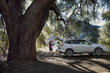 The Subaru Forester is a favorite among active lifestyle customers. Both winter and summer sports suit the Forester.