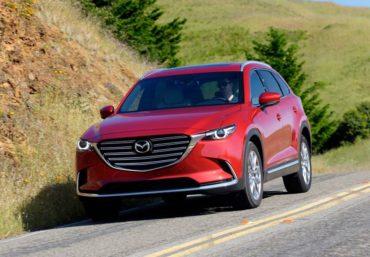 2016 Mazda CX9
