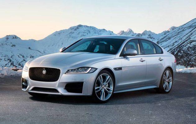 2017 Jaguar XFR