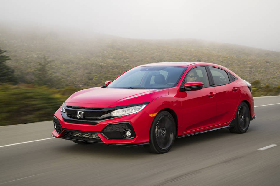 Amazing The 2017 Honda Civic Hatchback Sport Is A Great Road Car, Especially When  Equipped With The Six Speed Manual Transmission.