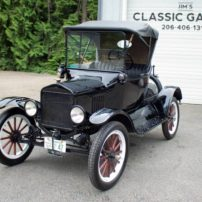 1922 Ford Model T Runabout