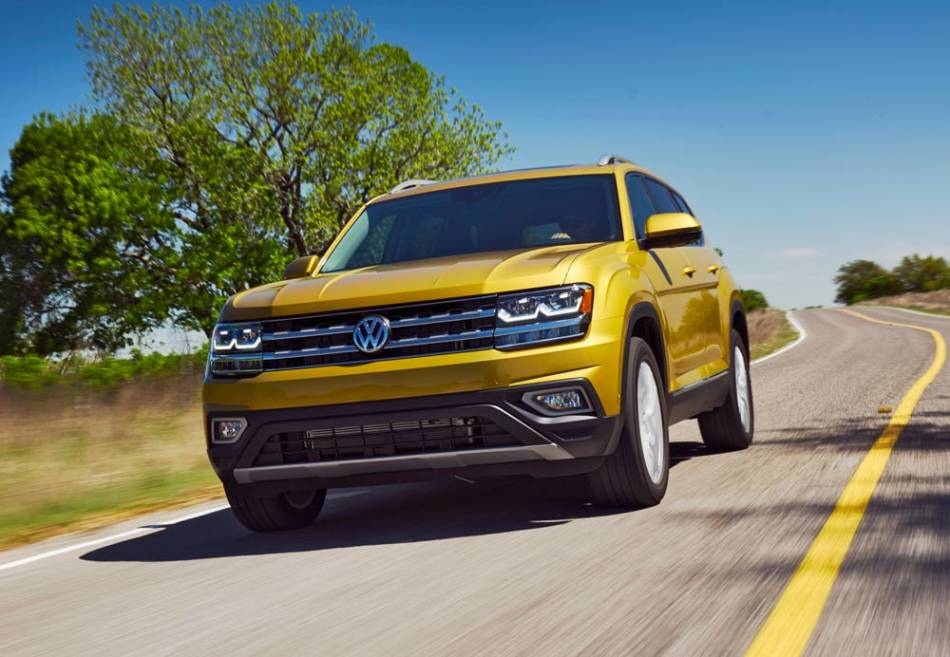 AUTOREVIEWERS.COM | 2018 VW Atlas — New Midsize Crossover a Contender | Auto Reviewers